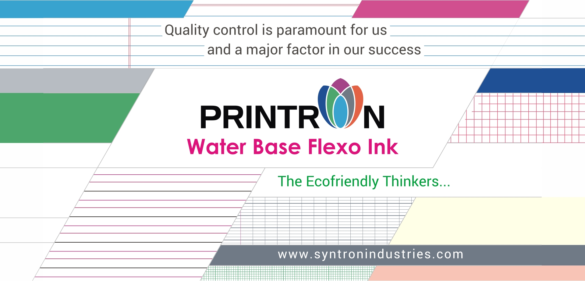 Syntron Industries - Water Base Flexo Ink